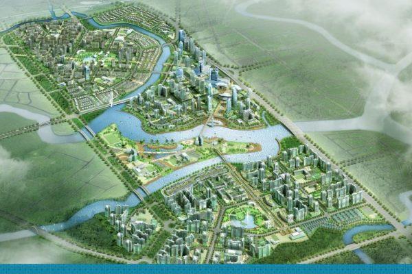 Tổng quan dự án Zeitgeist Xii GS city nhà bè