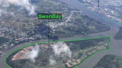 Swan bay đảo đại phước