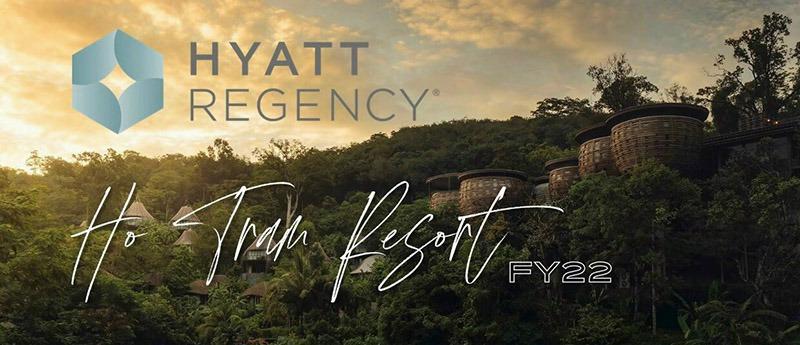 Hyatt Regency Resort and Spa Hồ Tràm (6)