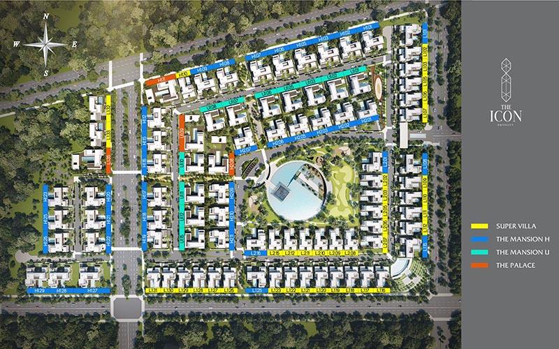the icon swanpark sieu dinh thu khu dong
